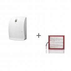 Очиститель воздуха приточный Ballu ONEAIR ASP-200P + нагревательный элемент PTC-1200 в подарок!