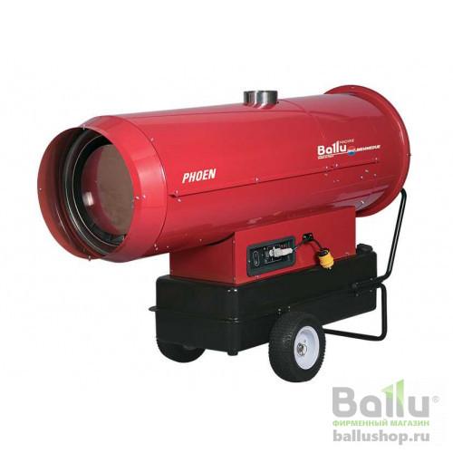 Теплогенератор мобильный дизельный Ballu-Biemmedue PHOEN 110 НС-1052975 в фирменном магазине Ballu