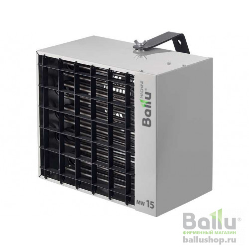 Тепловентилятор BALLU BHP-MW-15 НС-1180011 в фирменном магазине Ballu