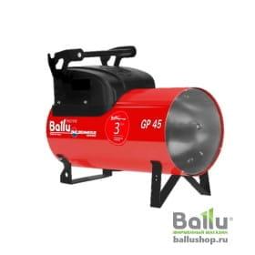 Теплогенератор мобильный газовый Ballu-Biemmedue Arcotherm GP 45А C